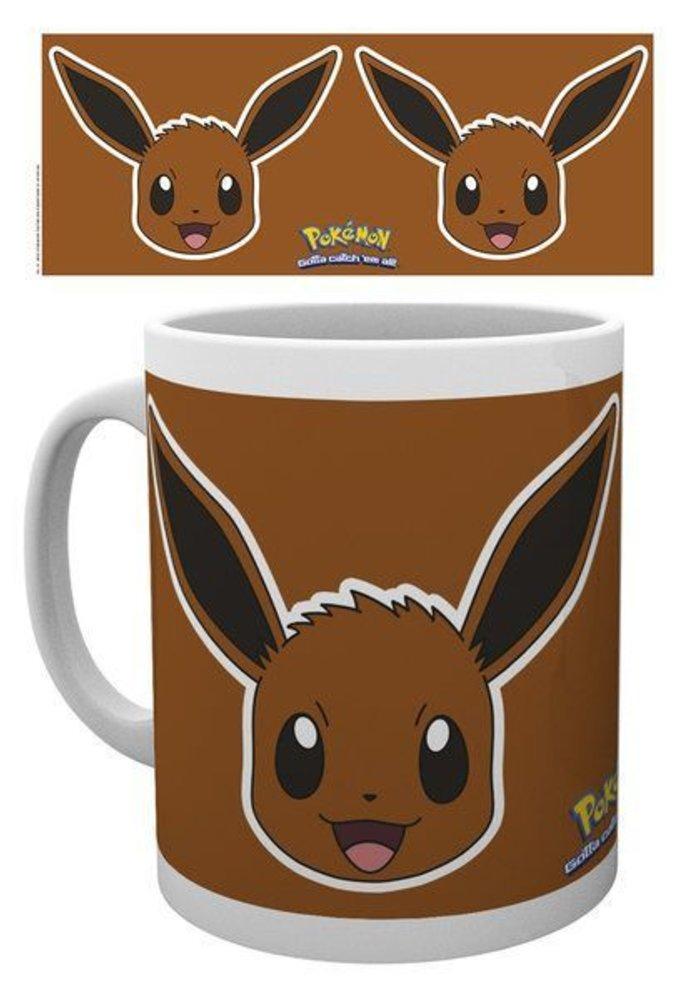 Pokemon Eevee Face | Tasse a cafe
