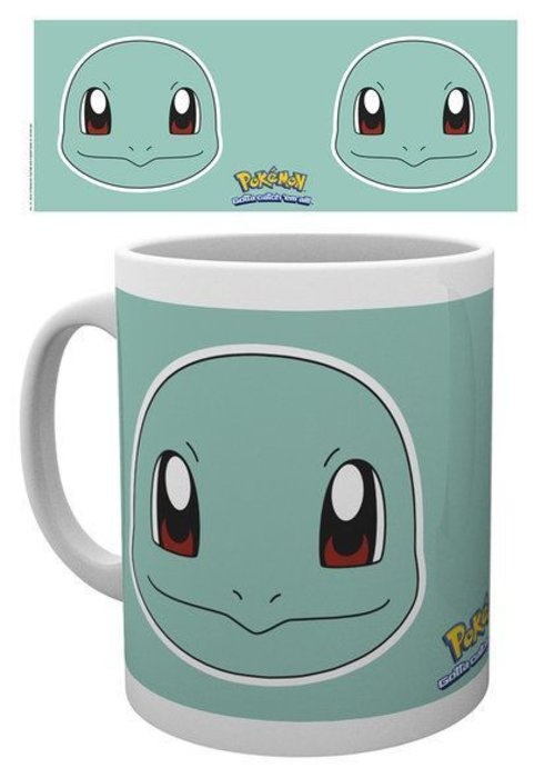 Pokemon Pokemon Squirtle Face | Tasse a cafe