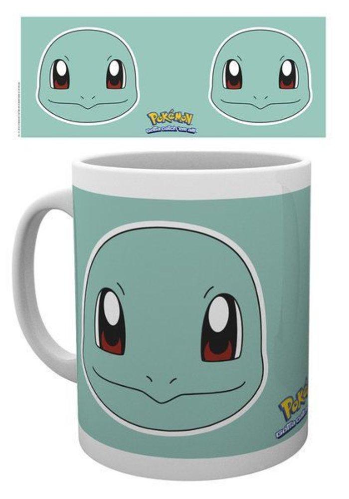 Pokemon Squirtle Face | Mug