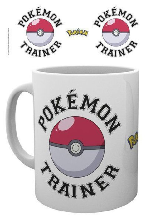 Pokemon Pokemon Trainer | Mug