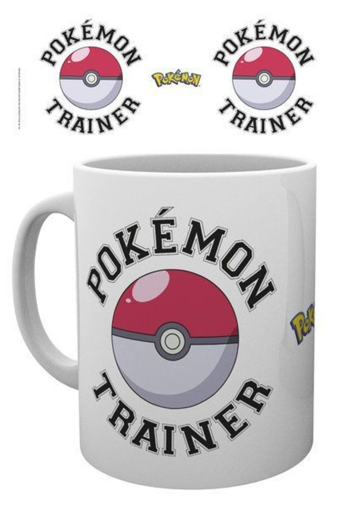 Pokemon Trainer | Tasse a cafe