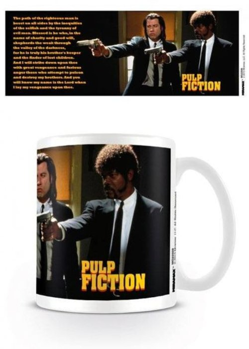 Pulp Fiction | Mok