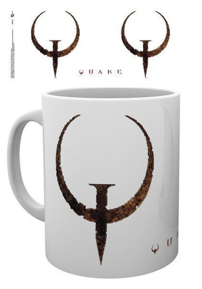 Quake Logo | Mok