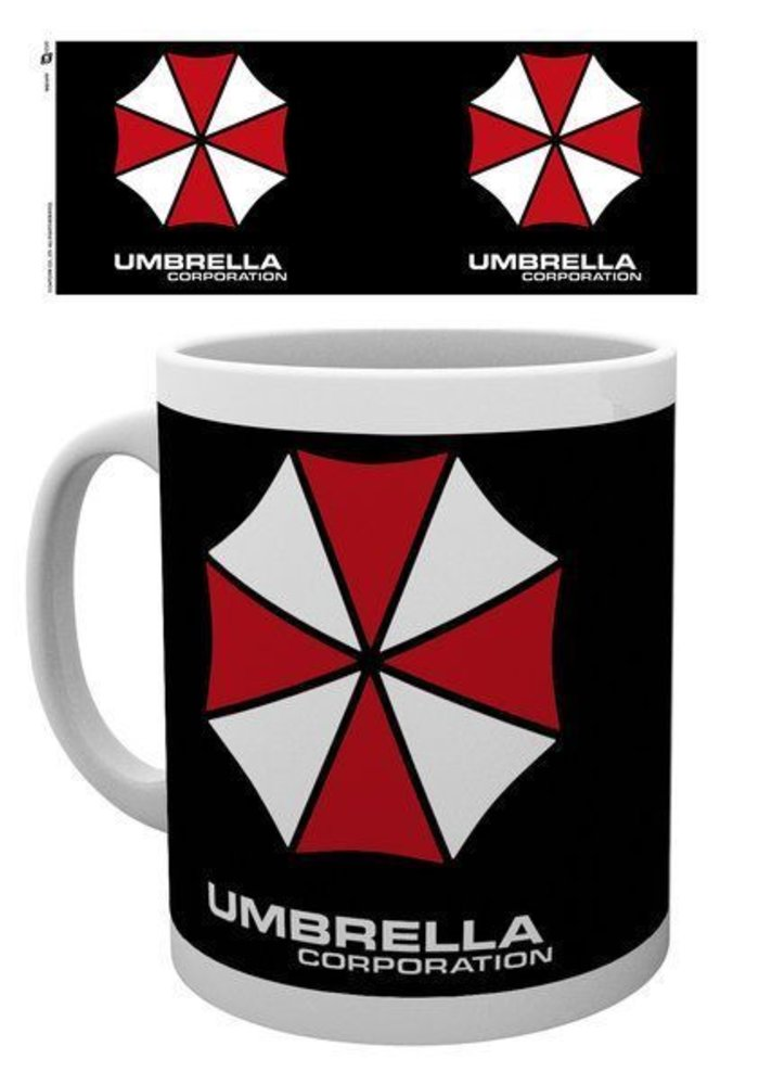 Resident Evil Umbrella | Tasse a cafe