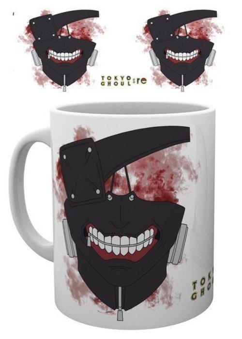 Tokyo Ghoul:re Tokyo Ghoul RE Mask | Tasse a cafe