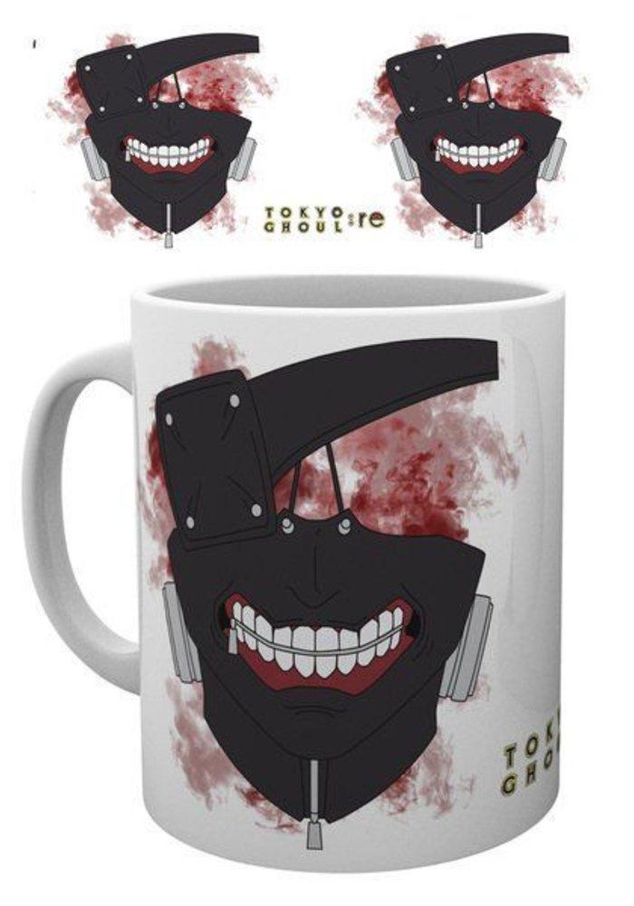 Tokyo Ghoul RE Mask | Tasse a cafe