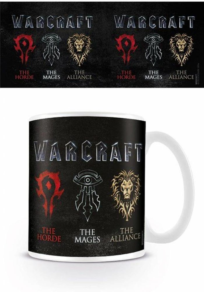 Warcraft Logo | Tasse a cafe
