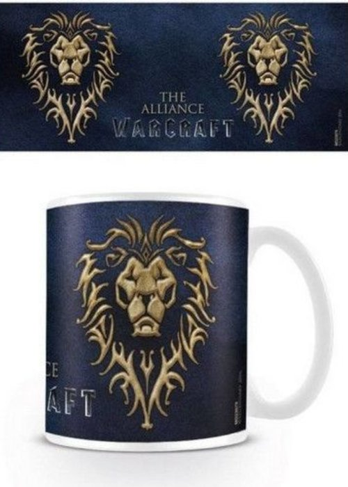 Warcraft Warcraft The Alliance Mug | Mug