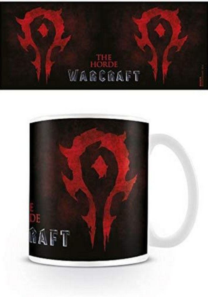 Warcraft The Horde | Tasse a cafe
