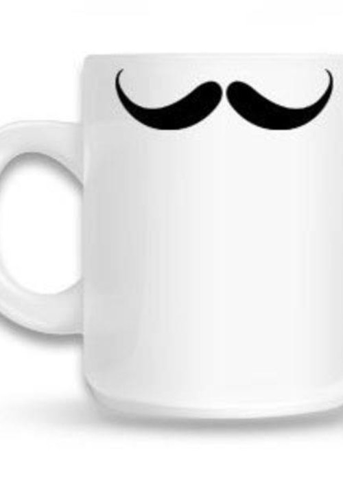Moustache | Tasse a cafe