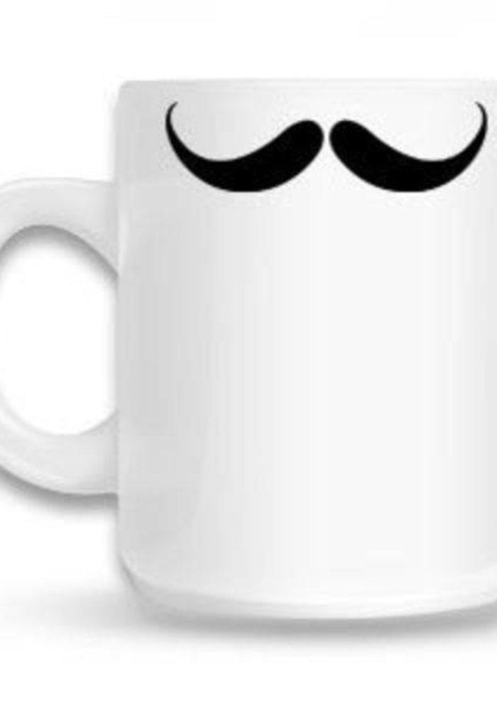 Moustache   Tasse a cafe