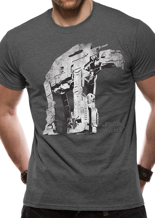 Star Wars The Last Jedi | Guerilla Walker | T-Shirt