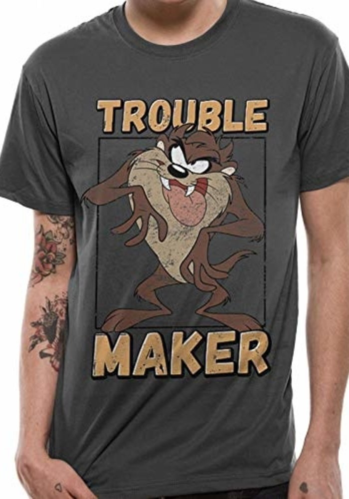 Looney Tunes | Taz Trouble Maker | T-Shirt