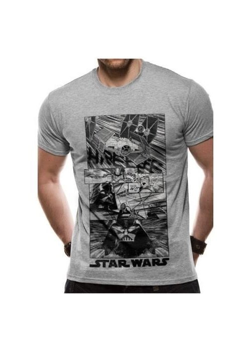 Star Wars Star Wars | New Hope Manga | T-Shirt