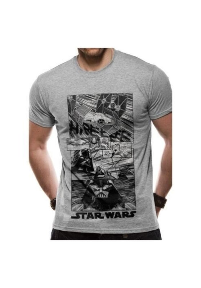 Star Wars | New Hope Manga | T-Shirt