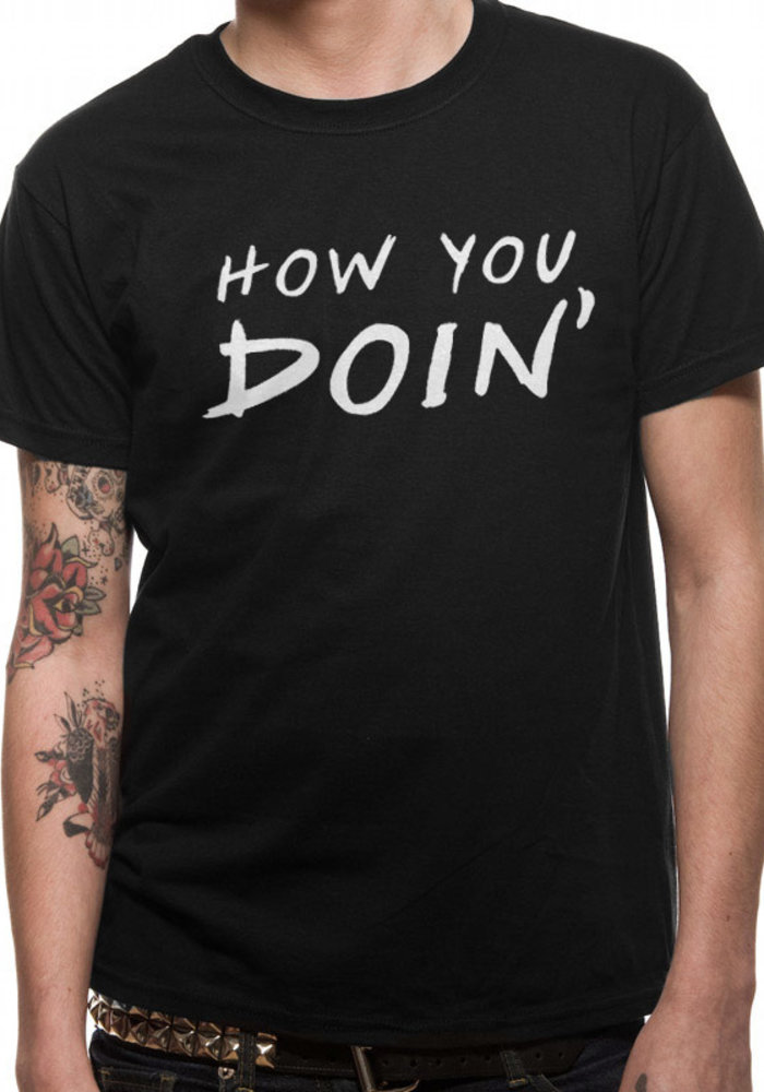 Friends | How U Doin | T-Shirt