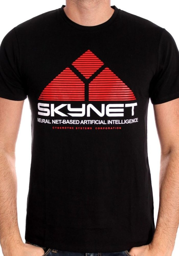 Terminator | Skynet Logo | T-Shirt