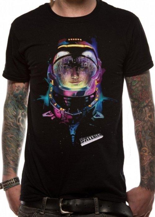 Valerian Helmet | Laureline | T-Shirt