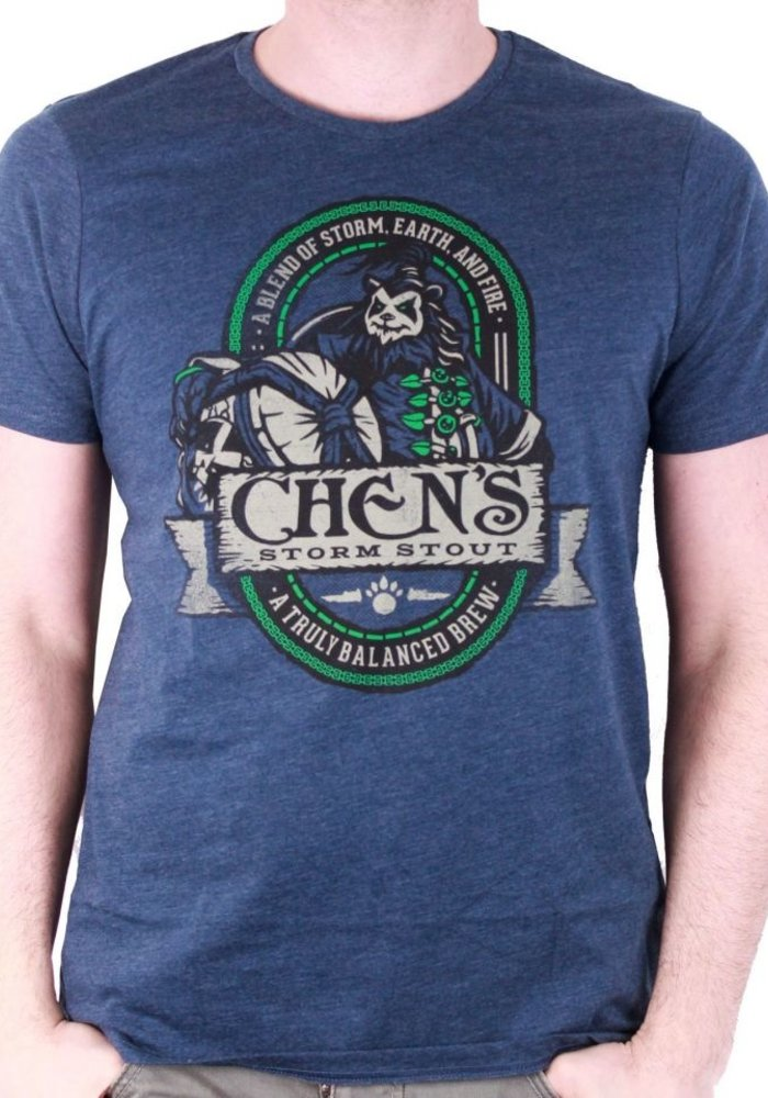 Heroes of the Storm | Chen's Storm Stout | Blizzard | T-Shirt