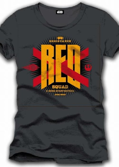 Star Wars Red Resistance Squad | T-Shirt
