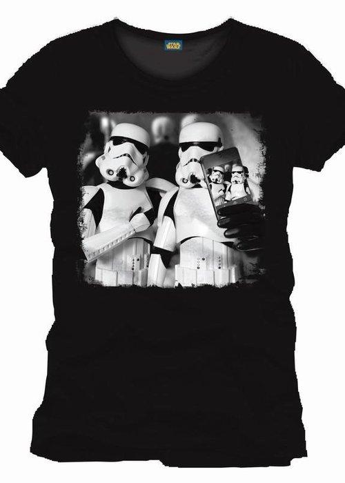 Star Wars Stormtroopers Selfie | T-Shirt