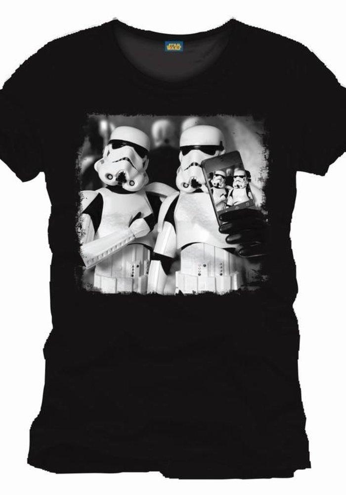 Stormtroopers Selfie | T-Shirt