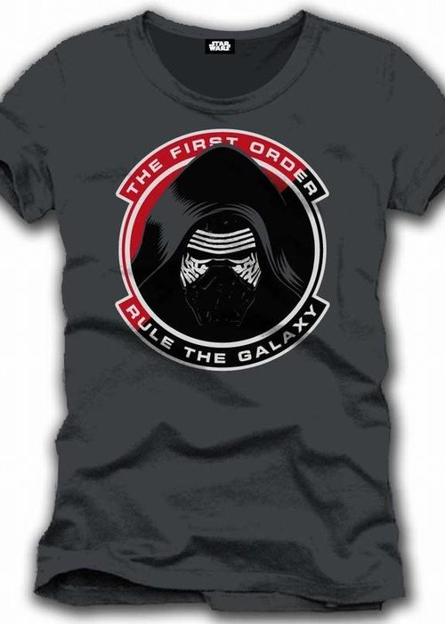 Star Wars Kylo Ren Rule The Galaxy | T-Shirt