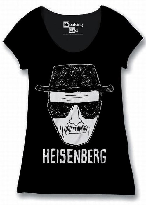 Breaking Bad Heisenberg | Female |  T-Shirt