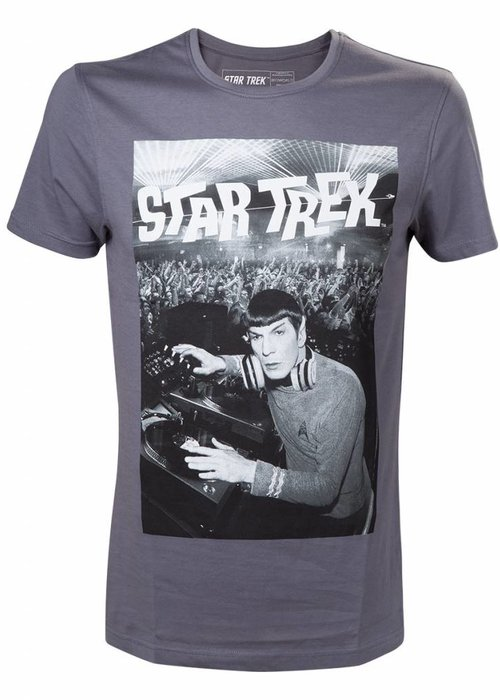 Star Trek DJ Spock - T-Shirt