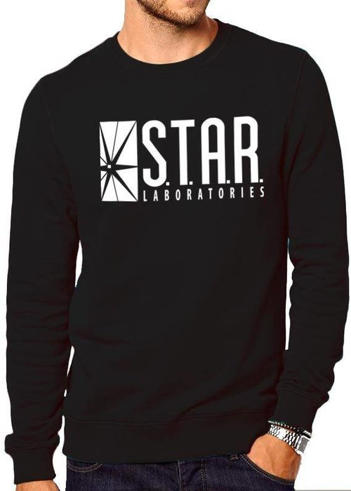 DC Comics The Flash Star Labs - Sweatshirt