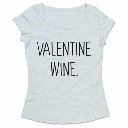 Valentine wine.