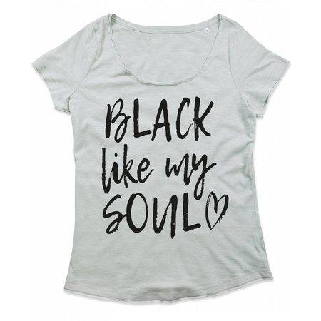 Black like my soul