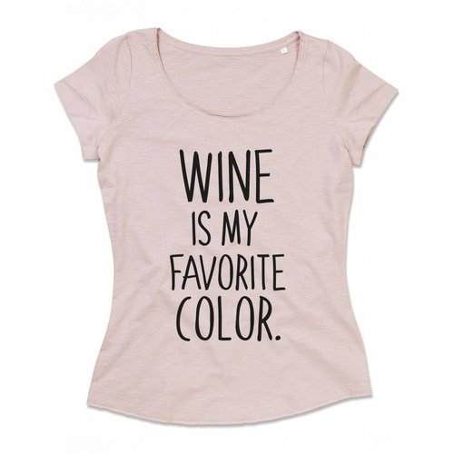 Wine is my favorite color.
