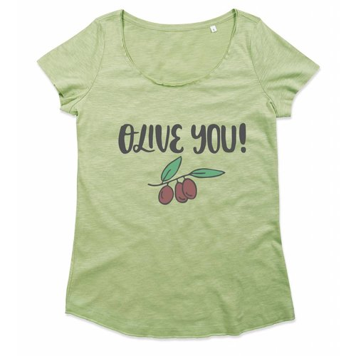 Olive you!
