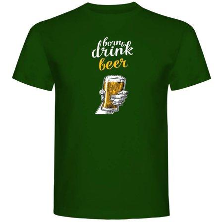Born drink beer