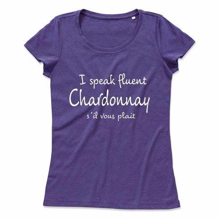 I speak fluent Chardonnay