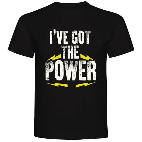 I've got the Power (men)