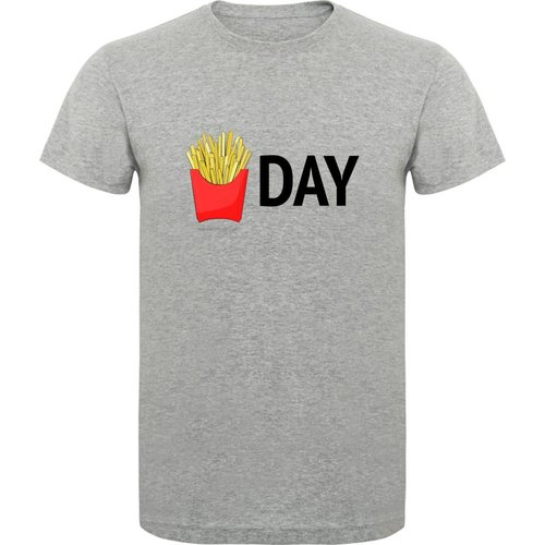 Fries day (him)
