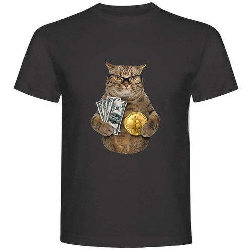 Cat-Tjing! Bitcoin