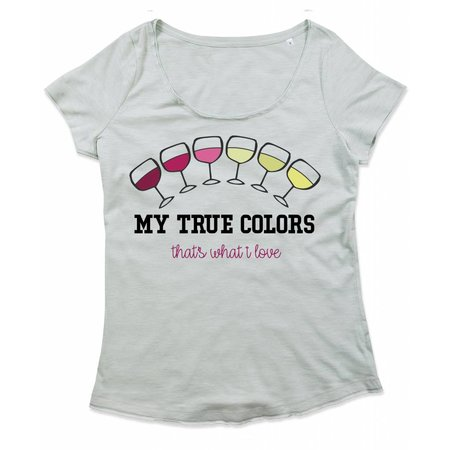 My true colors