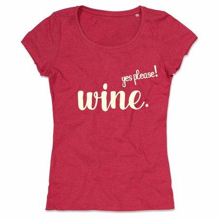 Wine, yes please!
