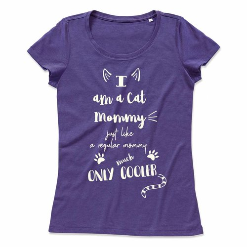 I am a cat mommy T-shirt