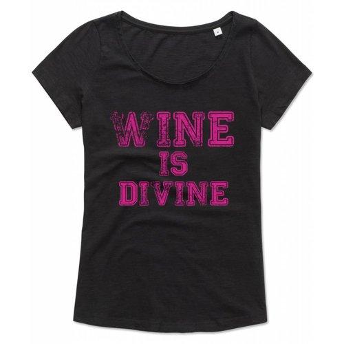 Wine is divine