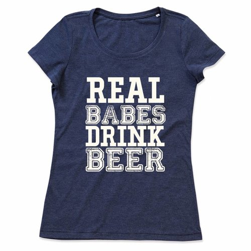 Real babes drink beer