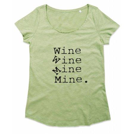 Wine Mine.