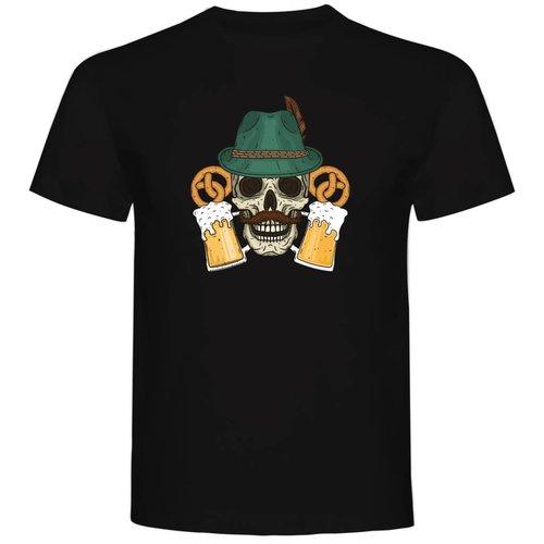 Oktoberfest Skull