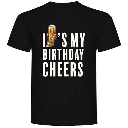 It's my Birthday Cheers T-shirt