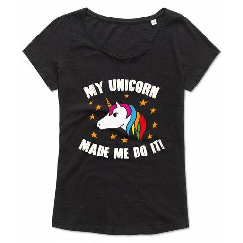 My Unicorn made me do it