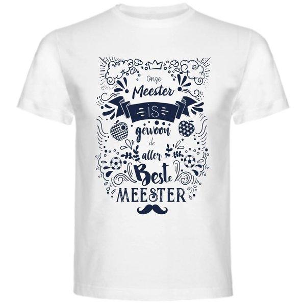 Onze meester is de aller beste meester