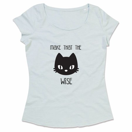 make that the cat wise